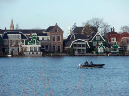 Excursion a Zaanse Schans