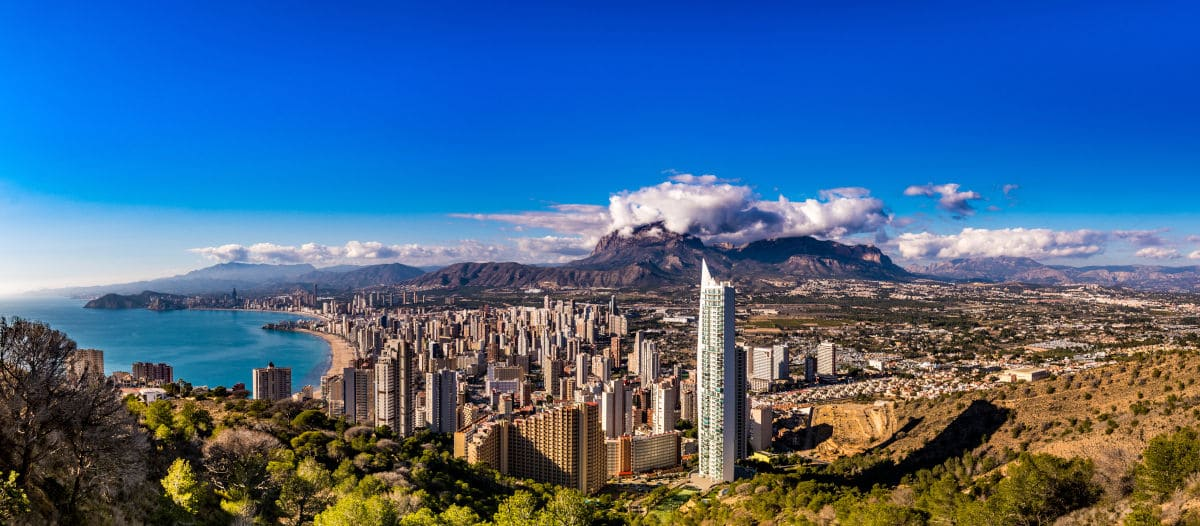 Benidorm Destinos Family Friendly 2020