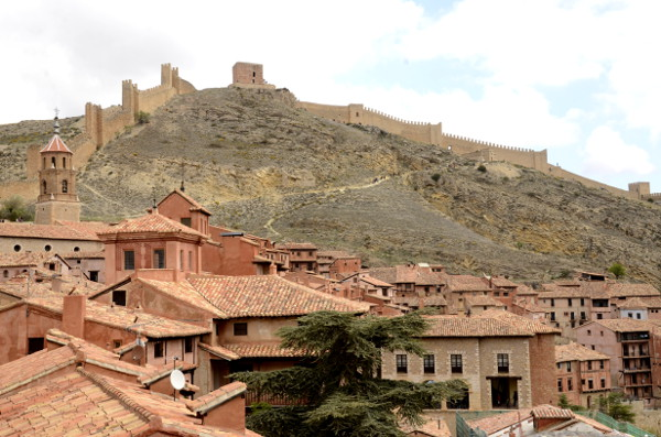 Fotos Albarracin, Teruel - panoramica