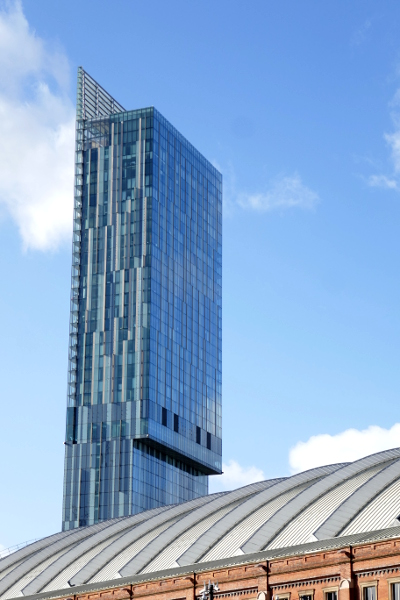 Fotos de Manchester, Beetham Tower