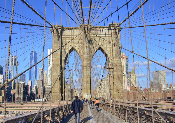 Fotos de Nueva York, Brooklyn Bridge