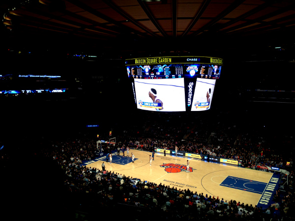 Fotos de Nueva York, Madison Square Garden