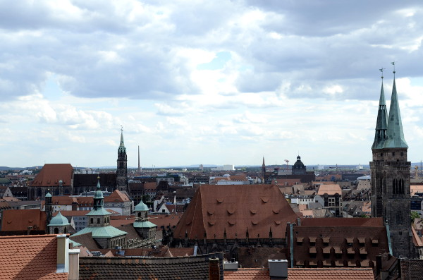 Fotos de Nuremberg, panoramicas