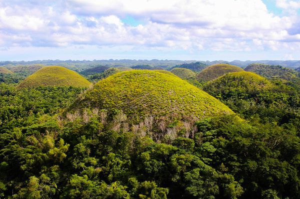 Viajes a Filipinas, Chocolate Hills