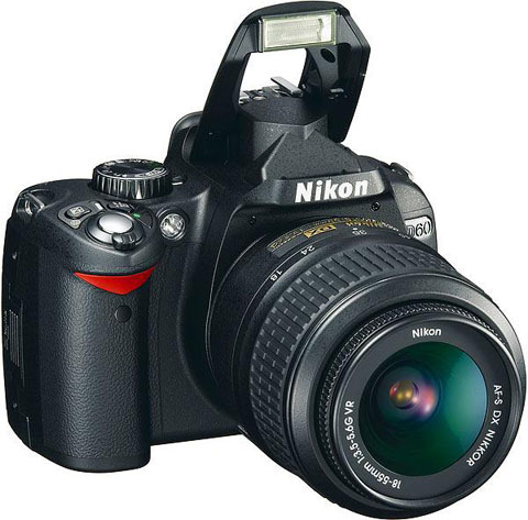 nikon d60 Nikon D60 Doble Zoom Kit